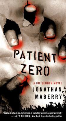 Book jacket cover of Patient Zero