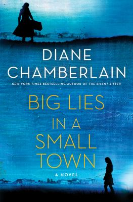 Picture of book cover for big Lies in a Small Town