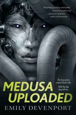 Book jacket cover of Medusa Uploaded
