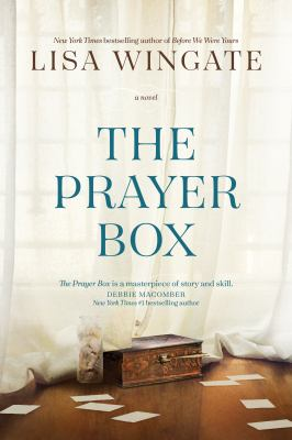 Picture of book cover for The Prayer Box
