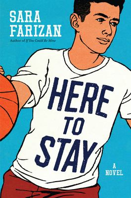 Cover image for Here to stay / Sara Farizan.