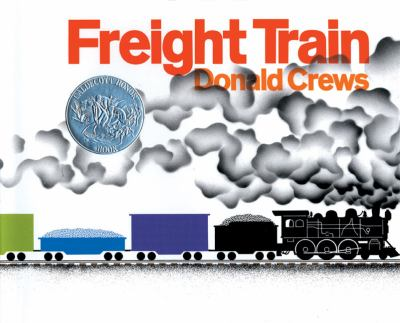 Freight train / Donald Crews
