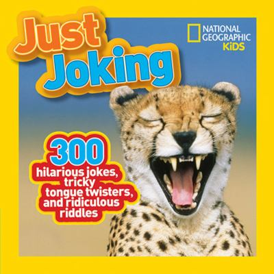 300 hilarious jokes, tricky tongue twisters, and ridiculous riddles