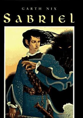 Cover image for Sabriel