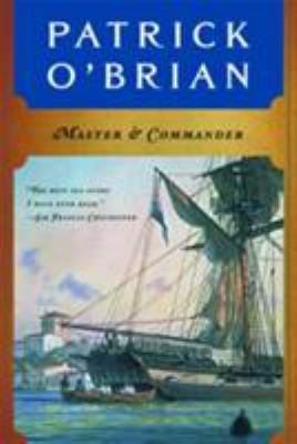 Cover image for Master and commander
