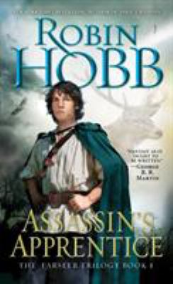 Cover image for Assassin's apprentice
