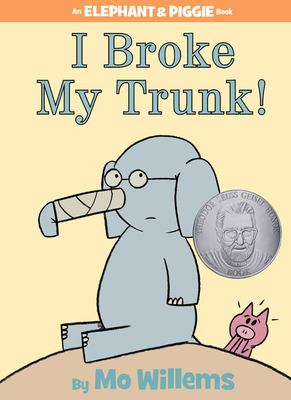 Cover image for I broke my trunk!