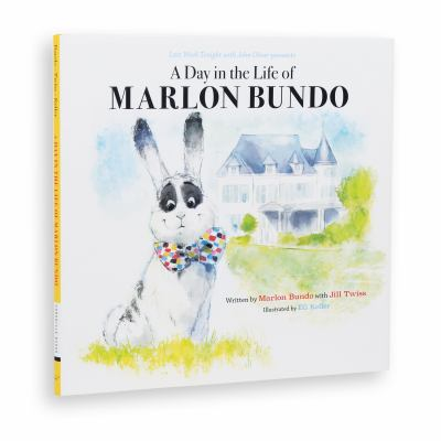 Cover image for Last week tonight with John Oliver presents a day in the life of Marlon Bundo