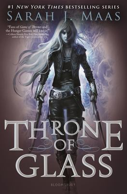 Cover image for Throne of glass