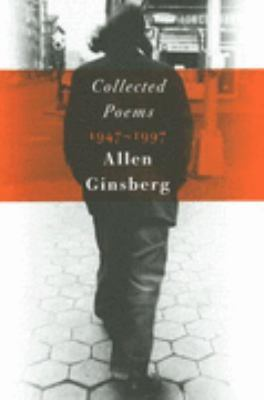 Cover image for Collected poems, 1947-1997