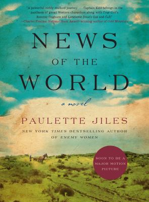 Cover image for News of the world : a novel