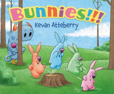 Cover image for Bunnies!!!