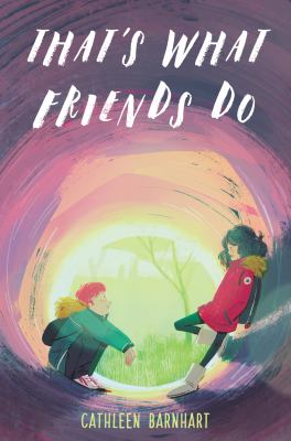 Cover image for That's what friends do