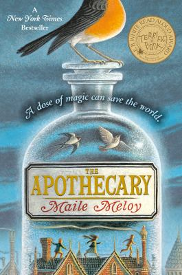 Cover image for The apothecary