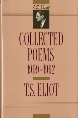 Cover image for Collected poems, 1909-1962.