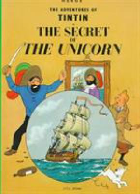 Cover image for The secret of the unicorn
