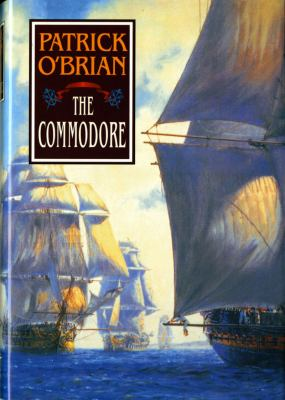 Cover image for The commodore