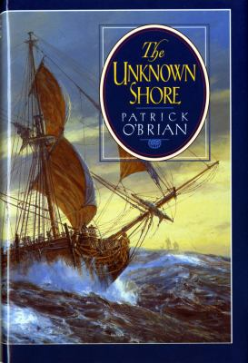 Cover image for The unknown shore