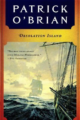 Cover image for Desolation island