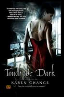 Cover image for Touch the dark