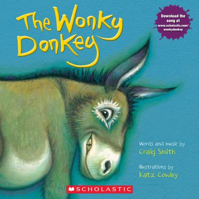 Cover image for The wonky donkey