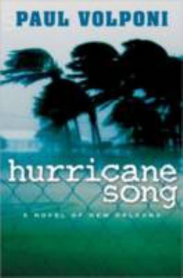 Cover image for Hurricane song
