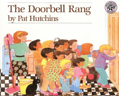 Cover image for The doorbell rang