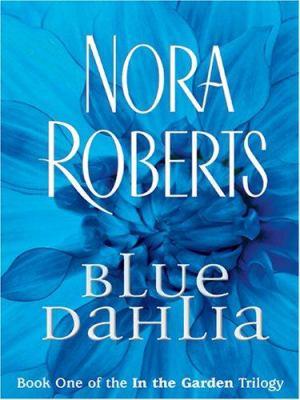 Cover image for Blue dahlia