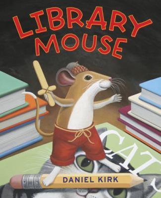Cover image for Library mouse