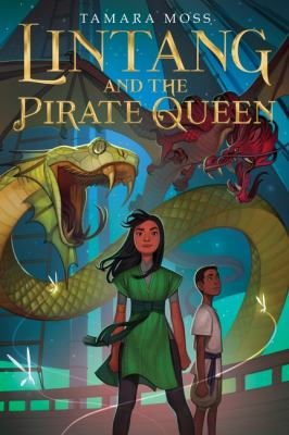 Cover image for Lintang and the pirate queen