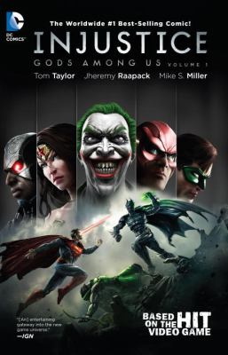 Cover image for Injustice : gods among us. Volume 1