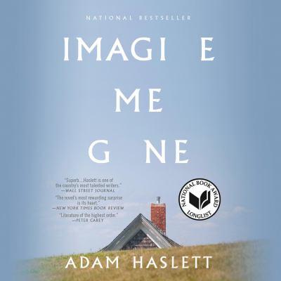 Cover image for Imagine me gone a novel