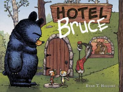 Cover image for Hotel Bruce