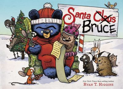 Cover image for Santa Bruce