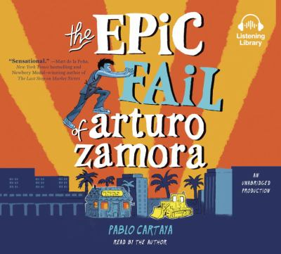 Cover image for The epic fail of Arturo Zamora