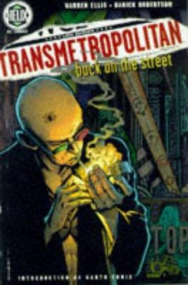 Cover image for Transmetropolitan. [1], Back on the street