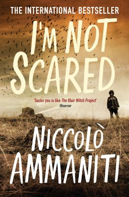 Cover image for I'm not scared