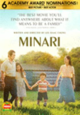 Cover image for Minari (DVD)
