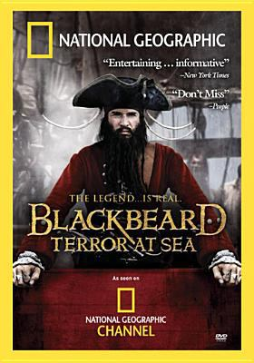 Cover image for Blackbeard : terror at sea