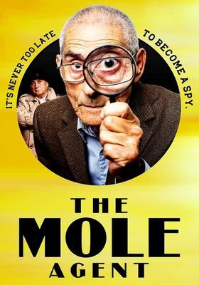 Cover image for The mole agent