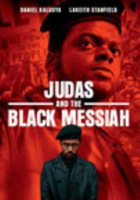 Cover image for Judas and the Black Messiah (DVD)