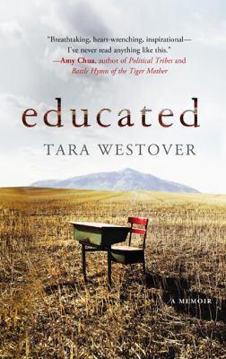 Educated: A Memoir Cover Art