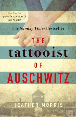 The Tattooist of Auschwitz cover art