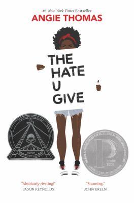 The Hate U Give cover art