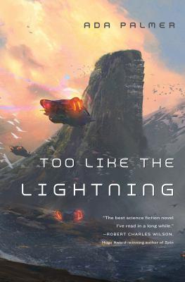 Too Like the Lightning cover art