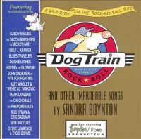 Cover illustration for Dog Train