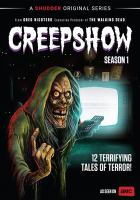 Cover illustration for Creepshow Season 1
