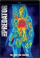 Cover illustration for The Predator