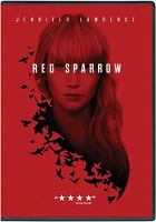 Cover illustration for Red Sparrow