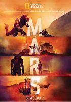 Cover illustration for Mars Season 2